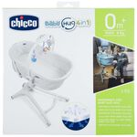 Chicco baby hug 4 in 1 matras - White