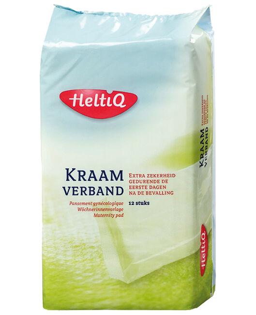 HeltiQ Kraamverband - Geen Kleurcode