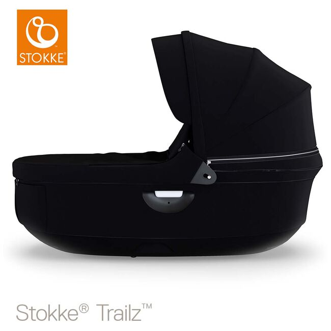 Stokke Trailz reiswieg - Black