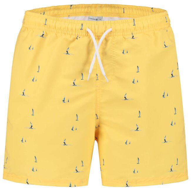 Prénatal heren zwemshort - Yellow