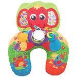 Playgro elephant hug activity pillow - Geen Kleurcode
