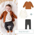 Shop the look - vest, shirt en broek -