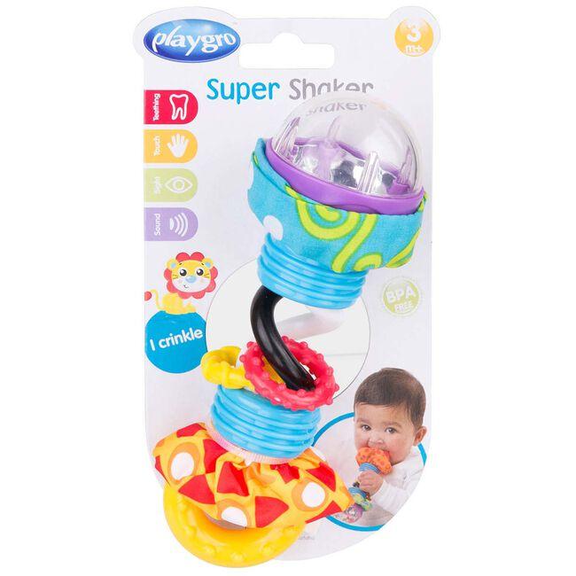 Playgro Super Shaker -