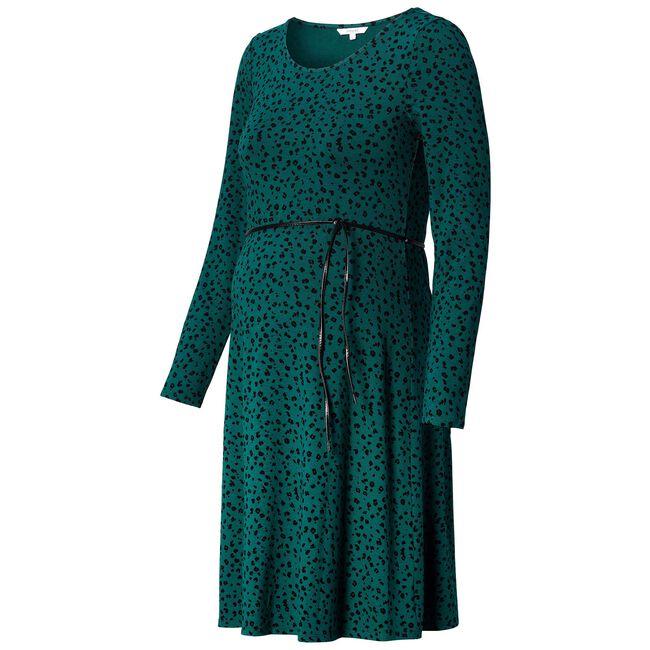 Noppies zwangerschapsjurk - Green