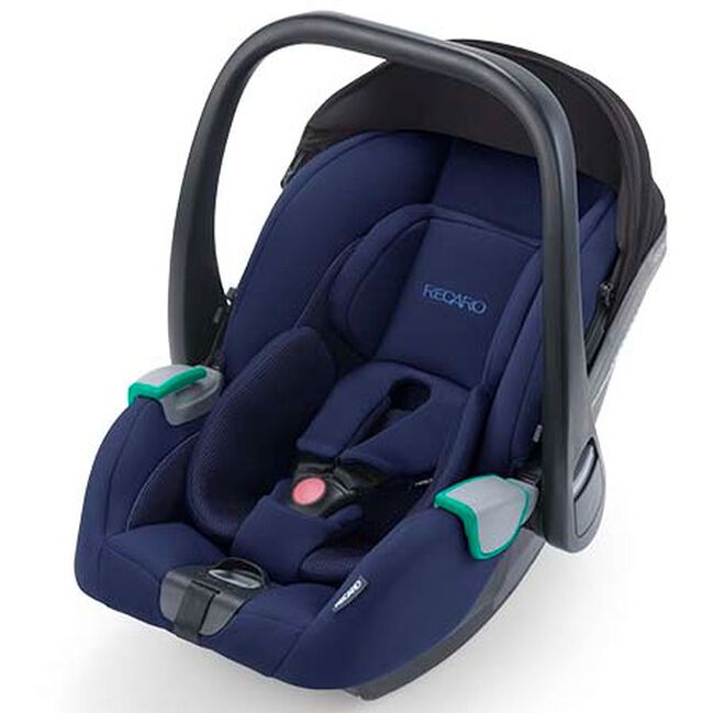 Recaro Avan i-Size - Select Pacific Blue