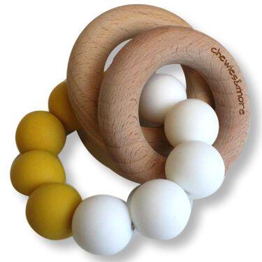 Chewies & more basic rattle rammelaar - Spice Yellow