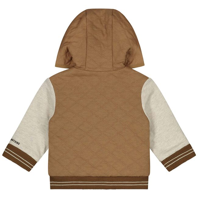 Prénatal jongens jas - Brown Shade