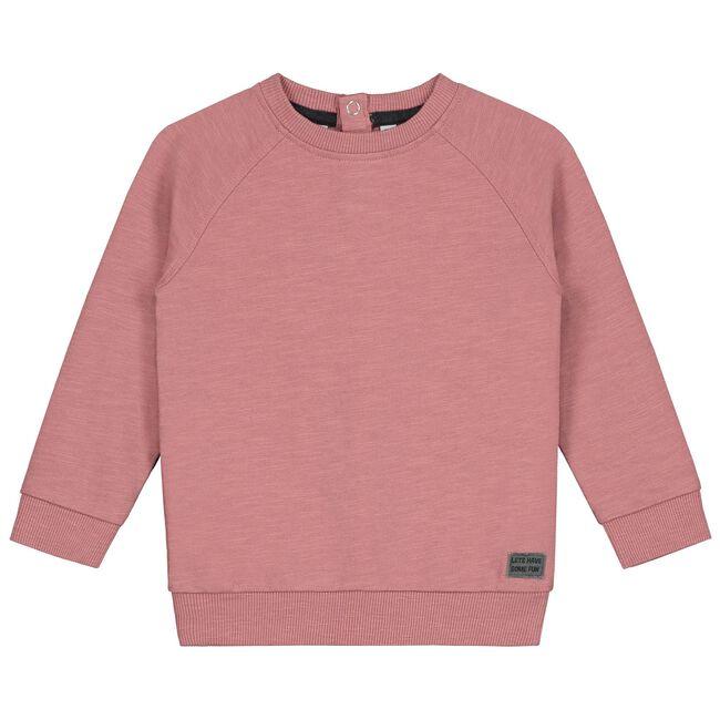Prénatal peuter jongens sweater - Pinkshade