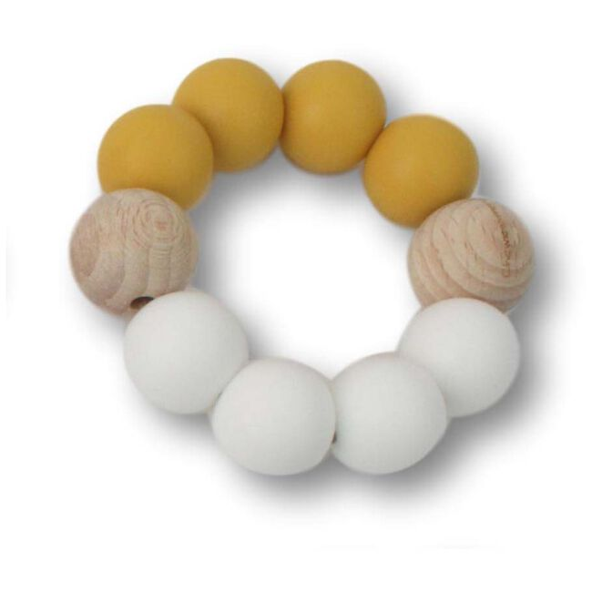 Chewies & more basic chewie bijtspeeltje - Spice Yellow