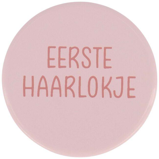 Prenatal haarlokdoosje - Light Pink