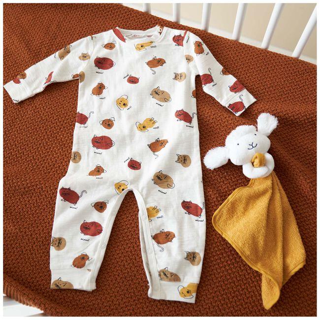 Prénatal pyjama - Ivoor Wit