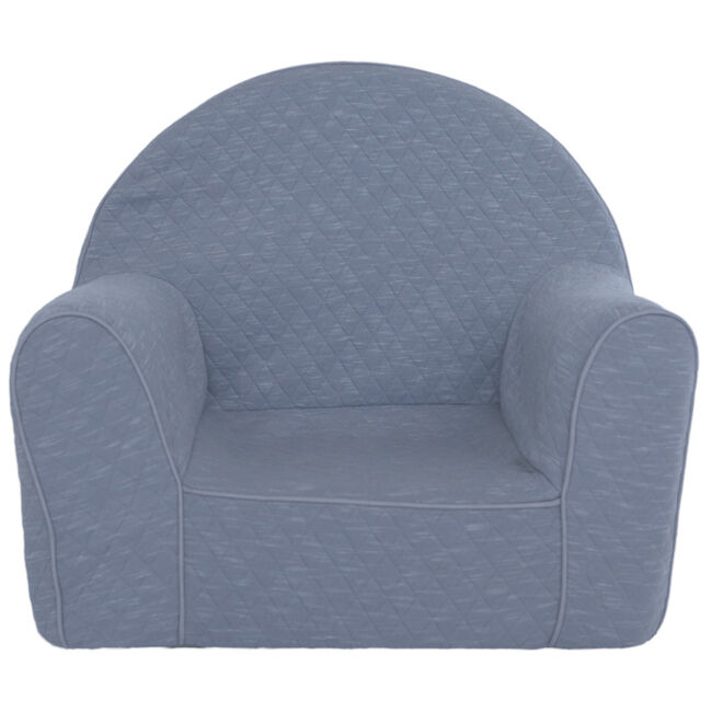 Prénatal fauteuil doorgestikt - Lightgrey
