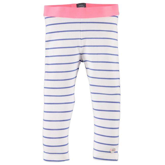 Babyface peuter meisjes legging - Medium Blue