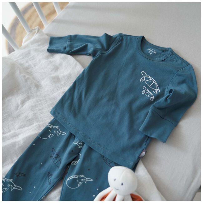 Prénatal peuter jongens pyjama -