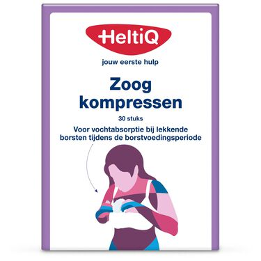 HeltiQ Zoogkompressen -