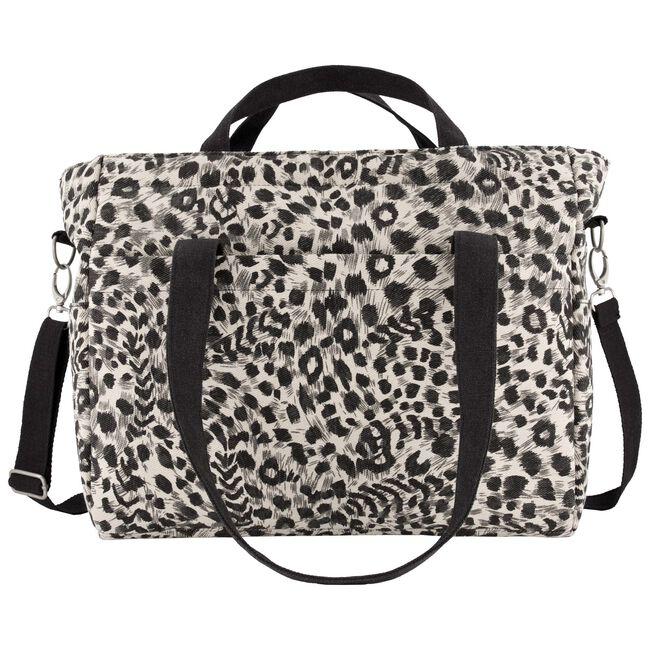 Prenatal Leopard luiertas - Black