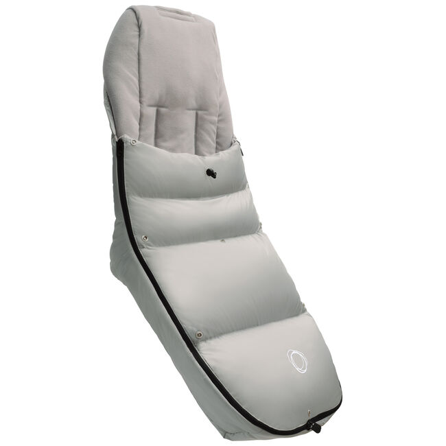 Bugaboo voetenzak high performance+ - Arctic Grey