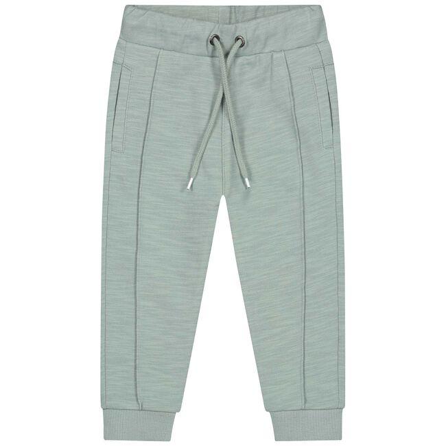 Prénatal peuter jongens broek - Green Shade
