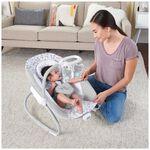 Ingenuity Simple Comfort Cradling  Swing& Rocker Raylan -