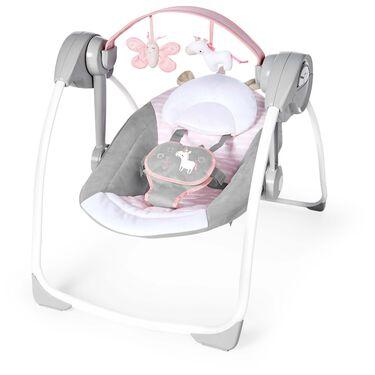 Ingenuity Comfort 2GO Portable Swing Flora -