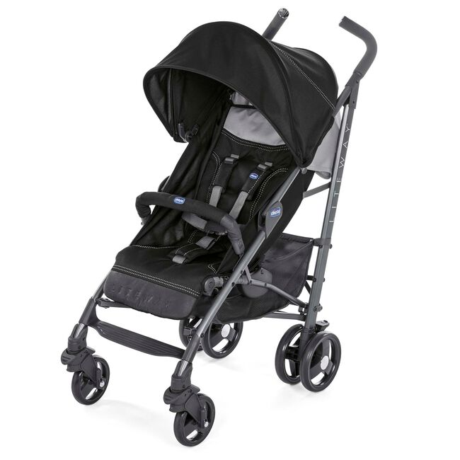 Chicco Liteway3 Complete buggy - Jet Black