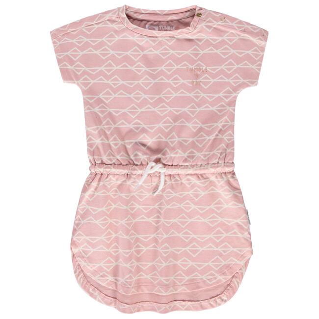 fa1867d1a997d7 Tumble ´n Dry peuter meisjes jurk - Light Pink
