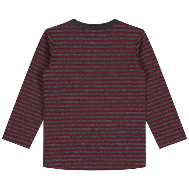 Prénatal baby jongens t-shirt - Dark Redshade