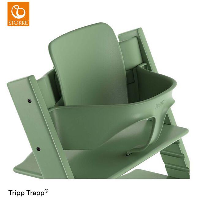 Stokke Tripp Trapp Babyset - Moss Green