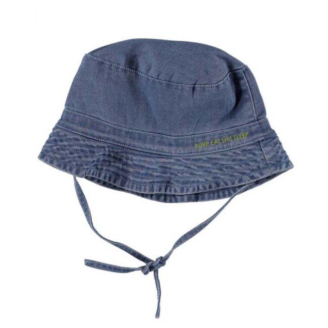 Bess hoed denim -