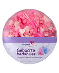 Prénatal suikerhart zakjes - Pink