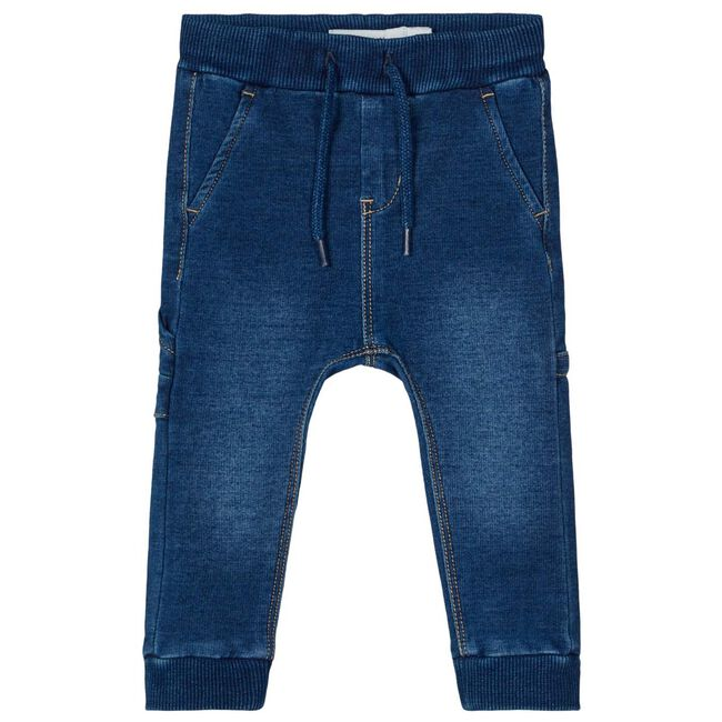 Name it jongens broek - Dark Blue Denim