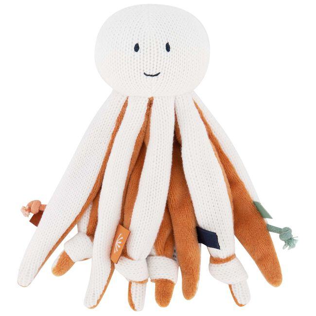 Prénatal knuffeldoekje octopus sealife -