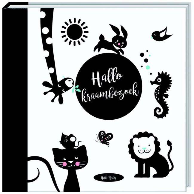 Hello Baby Hallo! Kraambezoek - Geen Kleurcode