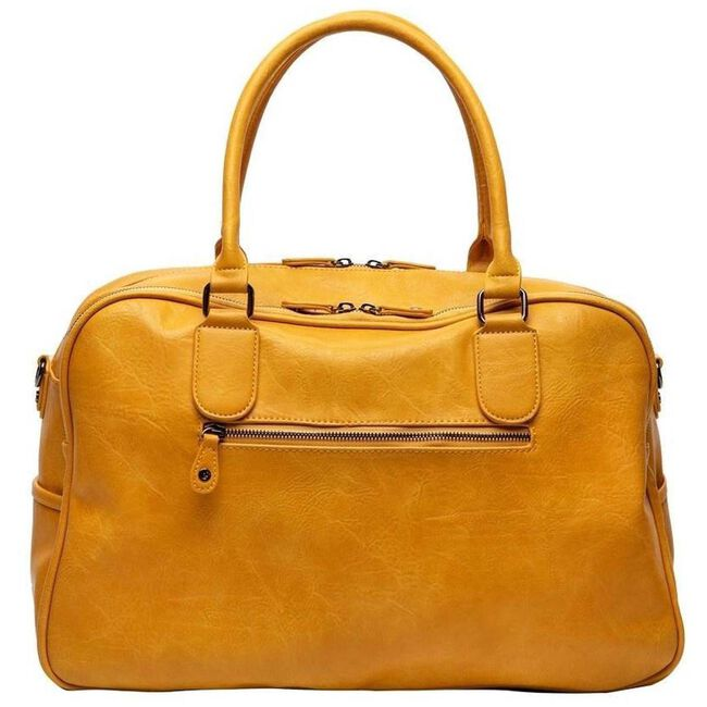 Little Company luiertas Amsterdam Quilted - Cognac