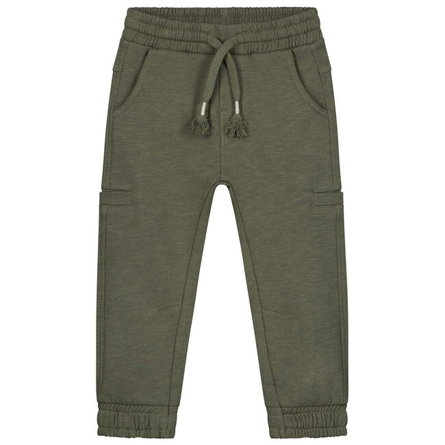Prénatal baby jongens broek - Green Shade