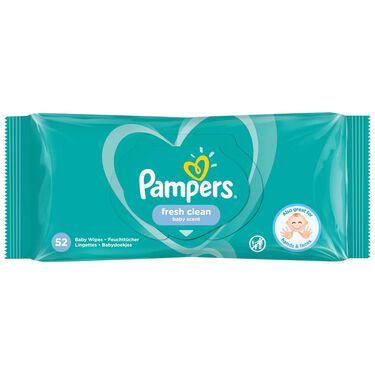 Pampers babydoekjes Fresh Clean los -