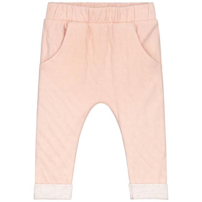 Prénatal newborn meisjes broekje - Pink Shade