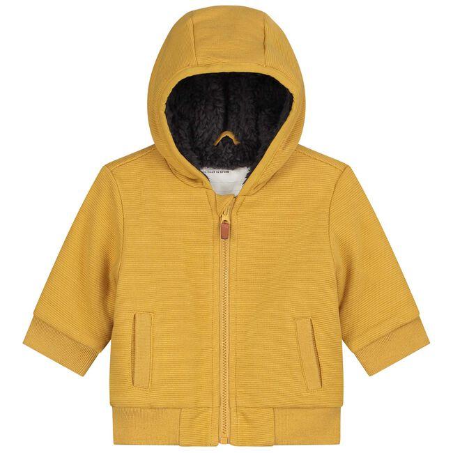 Prénatal baby unisex winterjas - Gold Yellow