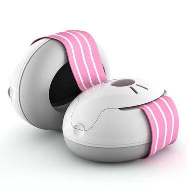 Alpine Muffy Baby gehoorbeschermers roze -