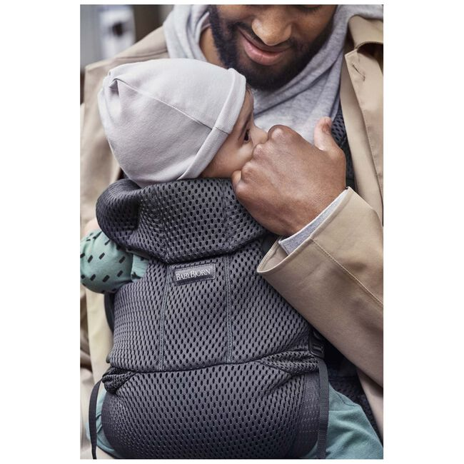 BabyBjorn draagzak Move - Anthracite