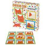 Dikkie Dik memory spel -