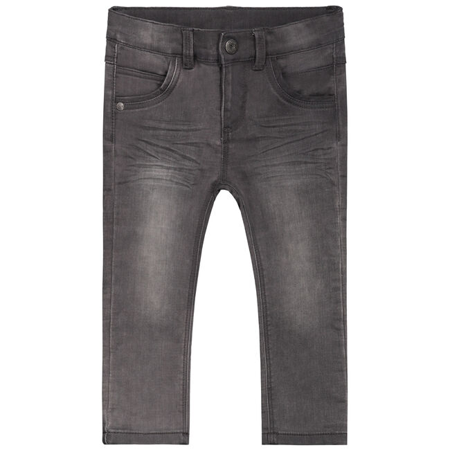 Prénatal peuter jongens jeans - Mid Grey Denim