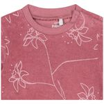Prénatal baby pyjama meisjes - Rosered