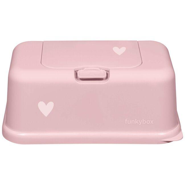 Funkybox doekjesdoos - Light Pink