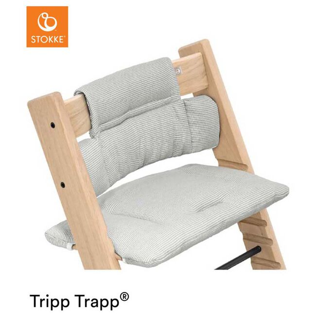 Stokke Tripp Trapp Classic kussenset - Stonegrey