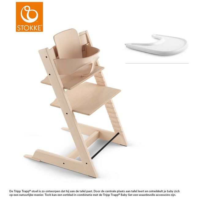Stokke Tripp Trapp - Natural