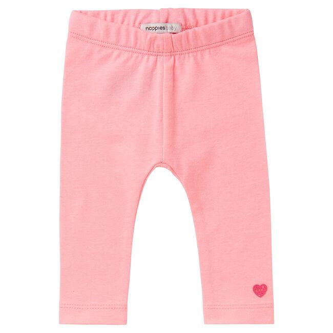 Noppies meisjes legging - Neon Pink