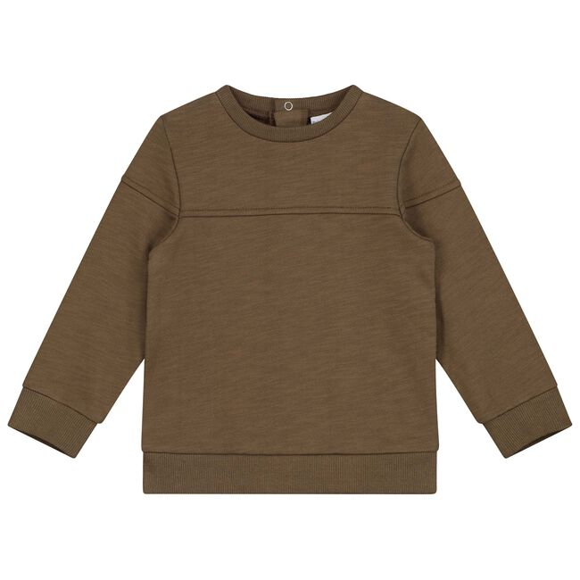 Prénatal peuter jongens sweater - Brown