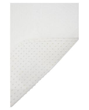 Prénatal matrasbeschermer ledikant met noppen -