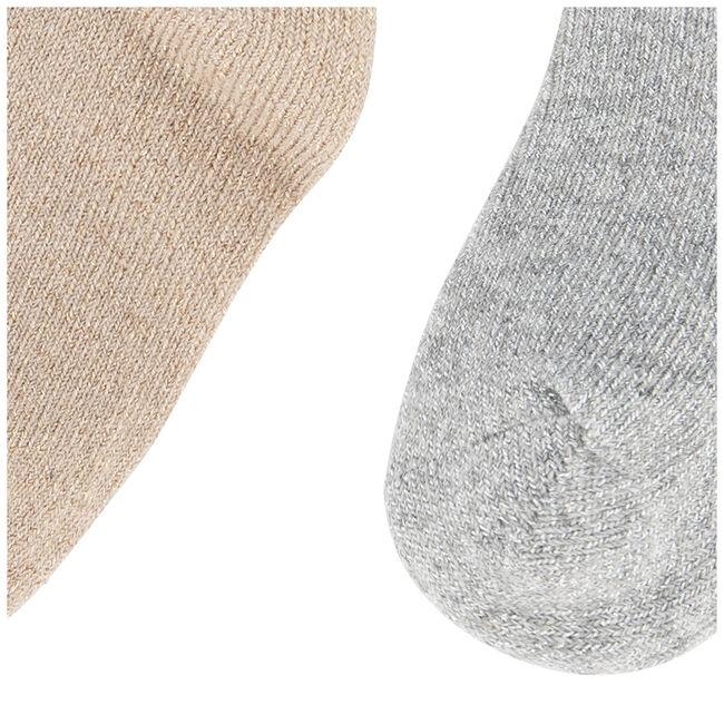 Prénatal meisjes sokken 2 stuks - Silver